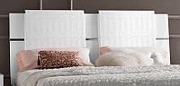 Мягкое изголовье из двух подушек Кровать 154/160