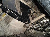 Защита картера Nissan Primastar 2001- V-2,5D,двигун, КПП, радіатор ( Ниссан Примастер), фото 1