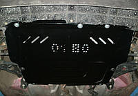 Защита двигателя Peugeot 107 2005- V-всі,АКПП/МКПП,двигун, КПП, радіатор ( Пежо 107) (Kolchuga)