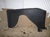 Оббивка арки колес левая (Универсал) Citroen Berlingo 2 08-12 (Ситроен берлинго), 968171457