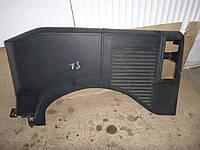 Оббивка арки колес правая (Универсал) Citroen Berlingo 2 08-12 (Ситроен берлинго), 9681420077