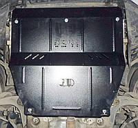 Защита двигателя Peugeot 407 2004-2010 V-всі,двигун, КПП, радіатор ( Пежо 407) (Kolchuga)