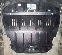 Защита картера двигателя Peugeot 806 1994-2002 V-1,8; 2.0; 1,9D;,окрім 2,0 HDI,двигун, КПП, радіатор (