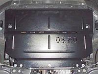 Защита картера двигателя Peugeot 2008 2013- V-1,6i,робот,двигун, КПП, радіатор ( Пежо 2008) (Kolchuga)