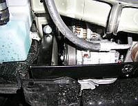 Защита картера двигателя Peugeot 4007 2007- V-всі,АКПП,двигун, КПП, радіатор ( Пежо 4007) (Kolchuga)