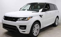 Защита картера Range Rover Sport 2013- V-3,0i,AКПП,двигун, КПП (Ренж Ровер Спорт) (Kolchuga)