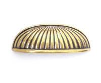 Ручка раковина классика URB-15-46/07 античное золото, фото 1