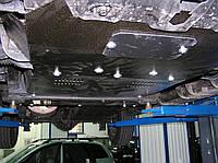Защита картера Ssаng Yong Rexton 2001-2006 V-3,2; 2,9 D,двигун/КПП/роздатка ( Санг Енг