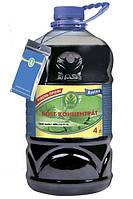 Рост-Концентрат 4л (15+7+7), комплексное органо-минеральное  удобрение на основе гумата калия
