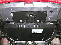 Защита картера Volkswagen Caddy   1995-2004 V-1,9 SDI,двигун, КПП, радіатор ( Фольцваген Кади)