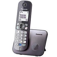 Радиотелефон DECT Panasonic KX-TG6811UAM