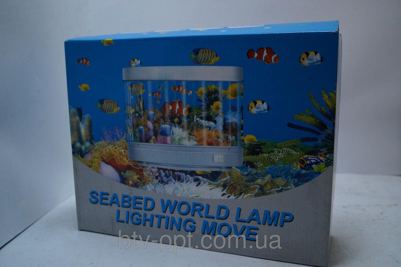 Ночник Аквариум 15L, светильник, ночники недорого, настольные лампы, красивые ночники, фото 1