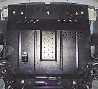Защита картера ЗАЗ Vida 2013- V-всі,тільки на авто з китайським двигуном ACTECO,двигун, КПП, радиатор