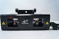 Лазерная установка 3D 144A RG, праздничное освещение, светотехника, освещение для концертов и шоу