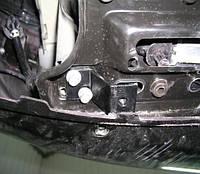Защита двигателя Alfa Romeo 147 2000-2010 V-1,6; 2,0; 1,9TD;МКПП/напівавтоматдвигун, КПП, радиатор