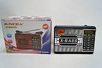 Радиоприемник Juncda JC-302 ACR, аудиотехника, приемник, электроника, радиоприемник