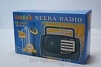 Радиоприемник neeka nk -308 ac, аудиотехника, приемник, электроника, радиоприемник