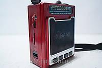 Радиоприемник Redsun x bass 604 SD/USB, аудиотехника, электроника, радио, приемники