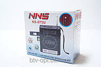 Радиоприемник NNS c SD/USB NS-075u, аудиотехника, электроника, радио, приемники