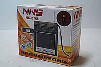 Радиоприемник NNS c SD/USB NS-076u, аудиотехника, электроника, современные приемники