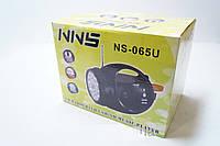 Радиоприемник - Фонарь NNS c SD/USB NS-065u с, приемник-фонарь, аудиотехника, электроника, радиоприемники, фото 1