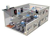 Расчёт и монтаж систем вентиляции и кондиционирования