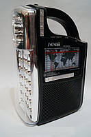 Радиоприемник NS-040U, радиоприемник фонарь USB, радио, аудиотехника, электроника, радио приемник, фото 1
