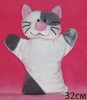 Варежка-мешок для конфет Кот