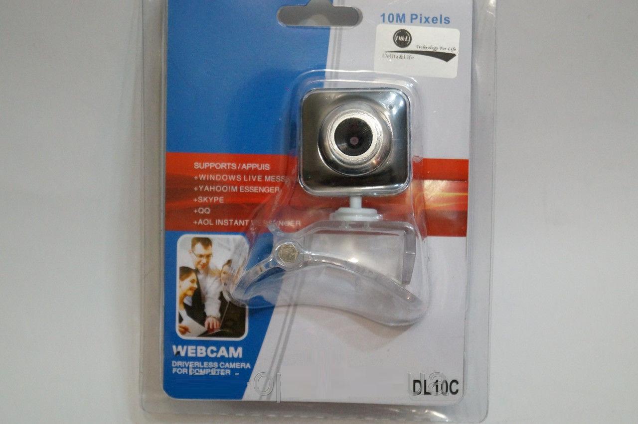 Скрытая веб камера