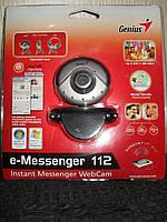 Web камера Genius e masseger, веб камеры, вебки, скрытные, удобные, с микрофоном