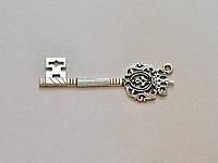 Фурнитура металл Ключ ,7 см