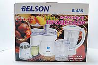 Кухонный процессор Belson B 435, миксеры, блендеры , измельчители, кухонная техника, мелкая бытовая техника