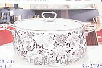 Кастрюля Giakoma 20 см G-2705-20, кастрюли, нержавеющие кастрюли, сковородки, кухонная посуда, качество