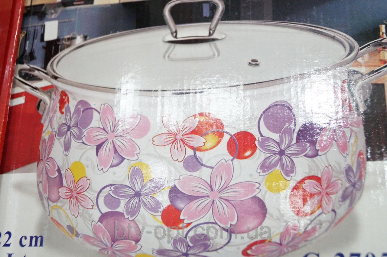 Кастрюля Giakoma 22 см 5L G-2705-22, кастрюли, нержавеющие кастрюли, сковородки, кухонная посуда, качество