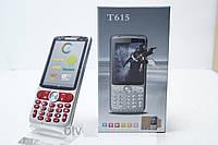 Samsung T-615 Сенсор Duos мобильные телефоны, недорого, телефоны , электроника , камера, оригинальные, эксклюз
