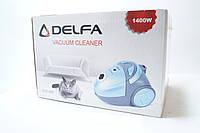 Пылесос Delfa DJC 607, бытовые пылесосы, бытовая техника для уборки, бытовая техника для дома, недорого