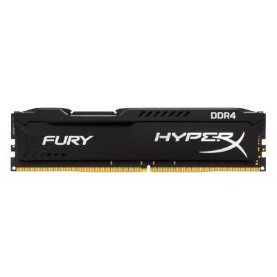 Модуль памяти для компьютера DDR4 8GB 2400 MHz HyperX FURY Black Kingston (HX424C15FB2/8)