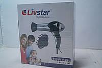 Фен для волос Livstar lsu-1518, складной, приборы для ухода за волосами, фен электрический