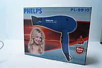 Фен для волос Phelps PL-9910, складной, приборы для ухода за волосами, фен электрический