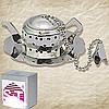 Ситечко для чая на подставке Чайник