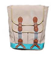 Женский модный рюкзак из ткани