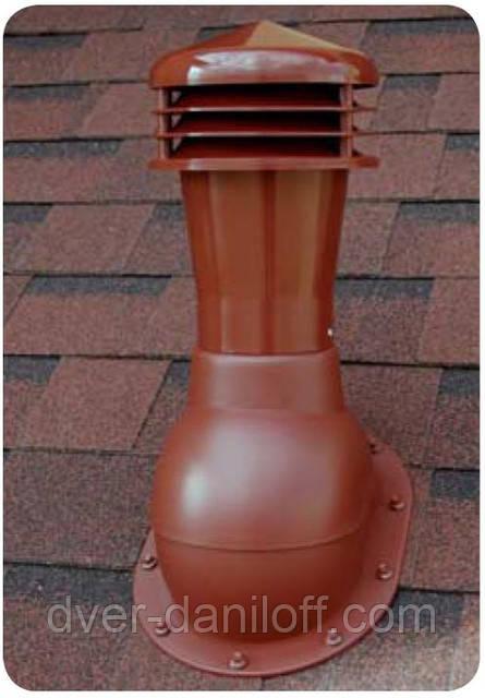 Вентиляційні виходи WIRPLAST - NORMAL для покрівлі з профнастилу та фальца