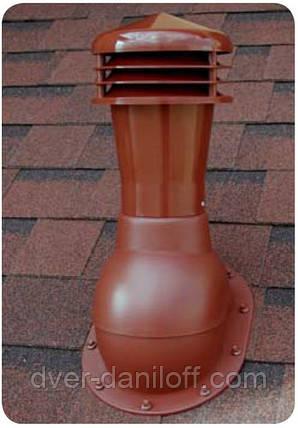 Вентиляционные выходы WIRPLAST - NORMAL для кровель из профнастила и фальца, фото 2