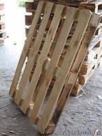 Поддон деревянный облегченный 1200*800 б/у