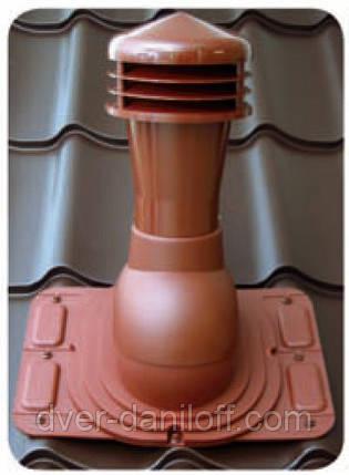 Вентиляционные выходы WIRPLAST - UNIWERSAL для любого типа кровли, фото 2
