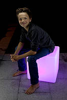 Led светильник стол/пуф Cube 40, фото 1