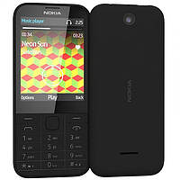 "Телефон Nokia 225 DS Black 2.8"", фото 1"