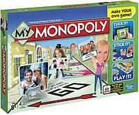 Hasbro Настольная игра Моя Монополия , фото 1