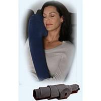 Подушка надувная в машину TravelRest Ultimate Travel Pillow - подушка для путешествий, фото 1