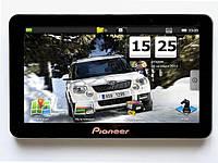 "Навигатор GPS Pioneer 7"" + Таксометр + Карты"